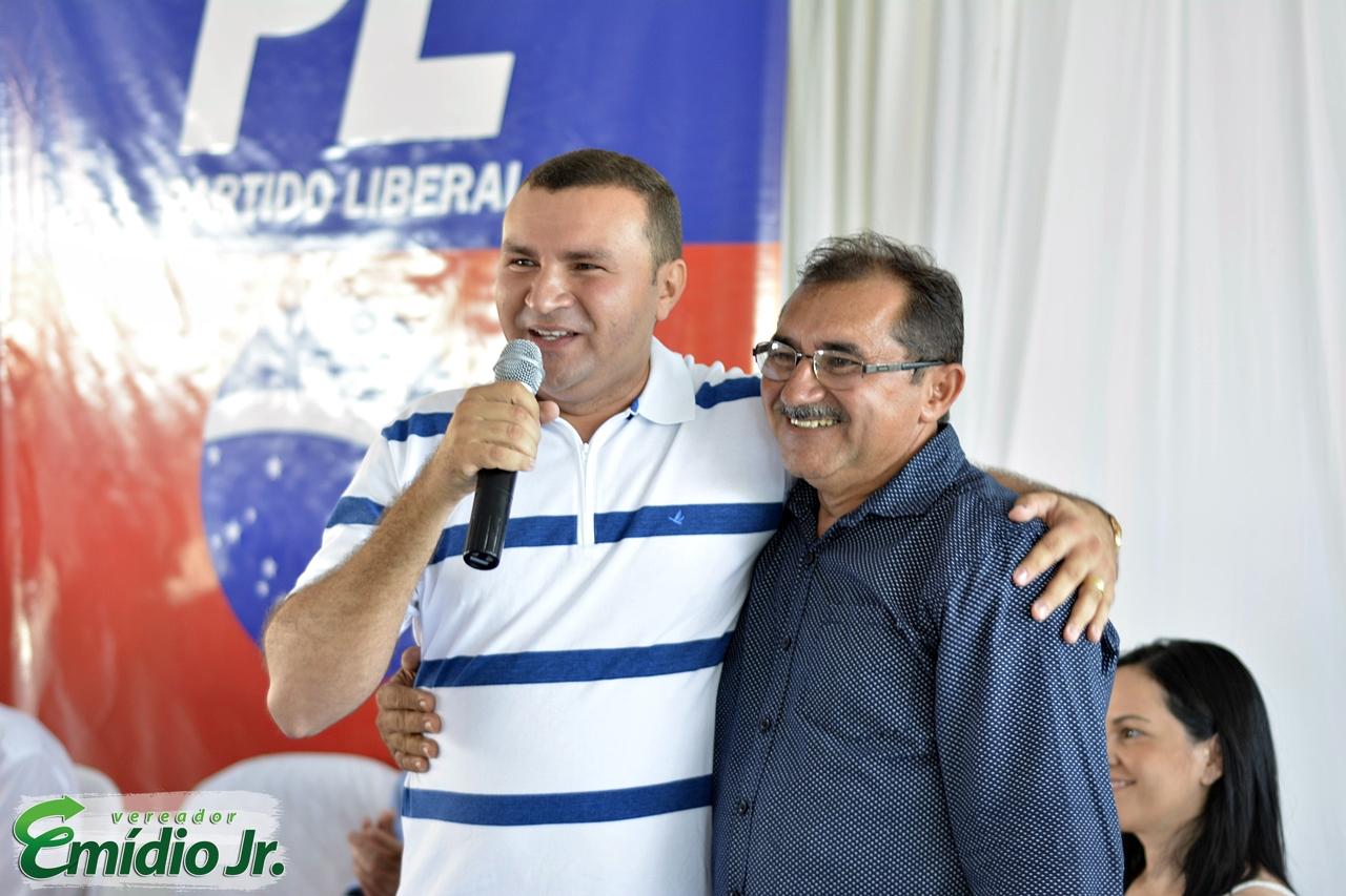 Com Arco Íris Recepções lotado, Emídio Jr. assume presidência do ...